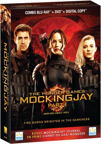 Hunger Games: Mockingjay - Part 1, The Combo (Walmart Exclusive) - image 1 of 1
