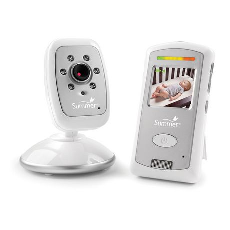 Summer Infant Clear Sight Digital Colour Video Monitor - image 1 of 5