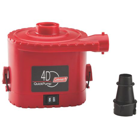 Coleman 4D Quickpump - image 3 of 5