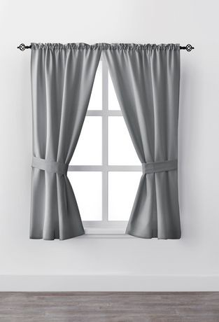 comfort piece elegant panels size curtain treatment curtains solid window white dp sheer drape