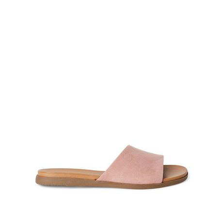 George Women's Judy Slip-On Sandals Pink 7