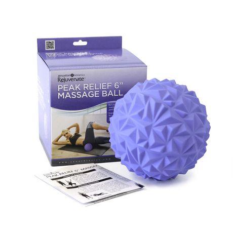 Zenzation Peak Relief Massage Ball - image 1 of 1