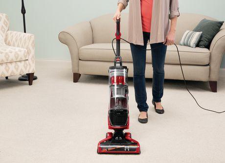 bissell powerclean bagless vacuum cleaner