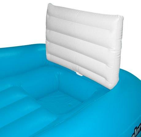Matelas gonflable surdimensionn coolercouch de swimline pour piscines walmart canada - Walmart matelas gonflable ...