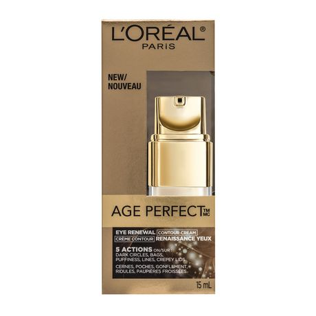 L'Oréal Paris Age Perfect Eye Renewal Eye Contour Cream with LHA & Pro-Cysteine, Anti-Aging - image 2 of 7