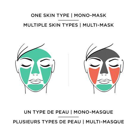L'Oreal Paris Pure-Clay Masque nettoyant avec 3 Argiles Minérales + Algues Rouges pour Peau Rugueuse - image 5 de 7