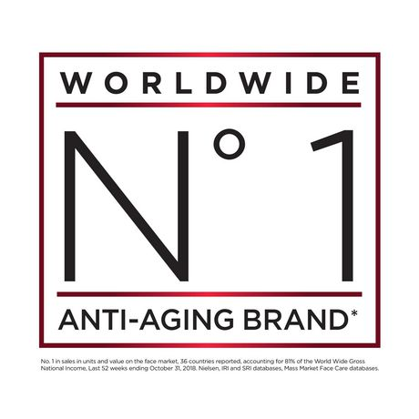 L'Oréal Paris Revitalift Anti-Wrinkle + Firming Anti-Aging Cream Day Moisturizer, with Pro-Retinol & Centella Asiatica, 50 mL - image 4 of 9