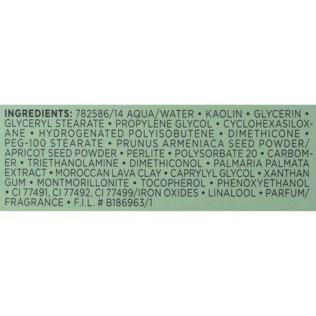 L'Oreal Paris Pure-Clay Masque nettoyant avec 3 Argiles Minérales + Algues Rouges pour Peau Rugueuse - image 4 de 7