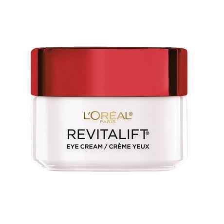 L'Oréal Paris Revitalift Anti-Wrinkle + Firming Anti-Aging  Eye Cream, with Pro-Retinol & Centella Asiatica, 15 mL - image 1 of 9