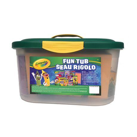 Crayola Fun Tub Walmart Canada