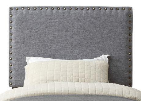 t te de lit convertible capitonn e walmart canada. Black Bedroom Furniture Sets. Home Design Ideas