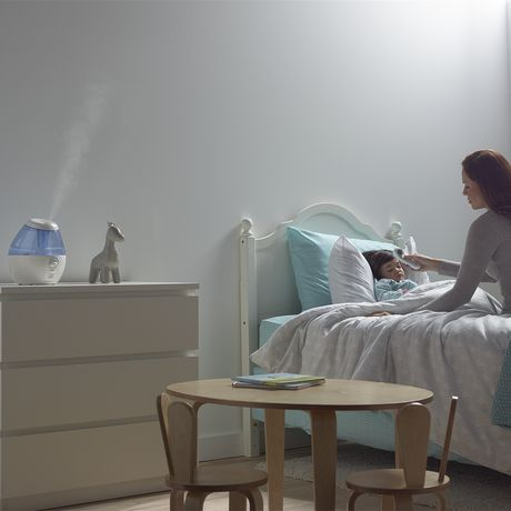 Vick VUL520WC Mini FilterFree Cool Mist Ultrasonic Humidifier - image 3 of 3