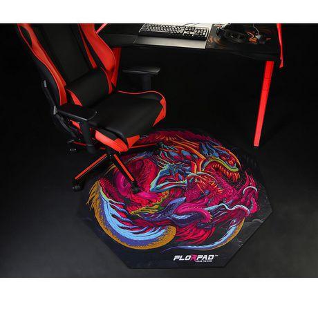 Hyperbeast tapis pour fauteuil - image 3 de 4