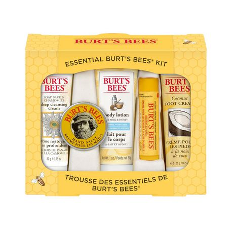 Burt's Bees Essential Everyday Beauty Gift Set - image 1 of 3