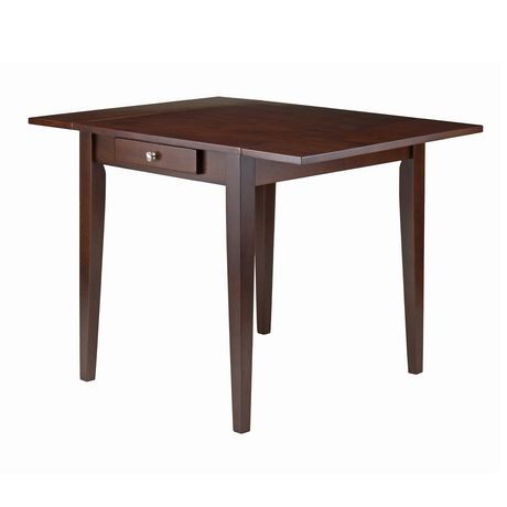 Hamilton double drop leaf dining table, item 94141 - image 1 of 2
