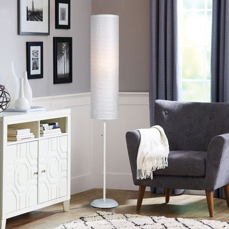 Paper shade floor lamp walmart canada mozeypictures Image collections
