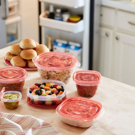 Rubbermaid TakeAlongs Food Storage Containers, 2.9 Cup, 4-Pack - image 4 of 4