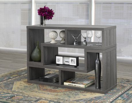 Brassex Inc Multiple Configuration TV Stand, Grey - image 7 of 8