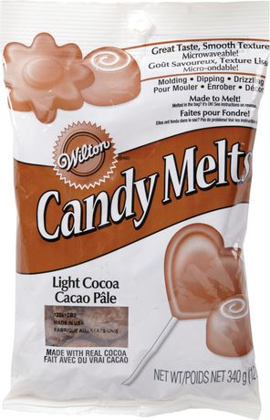 Wilton Candy Melts Light Cocoa Candies Walmart Canada