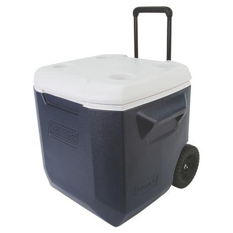 Coleman 45 Qt Wheeled Cooler - image 1 of 4
