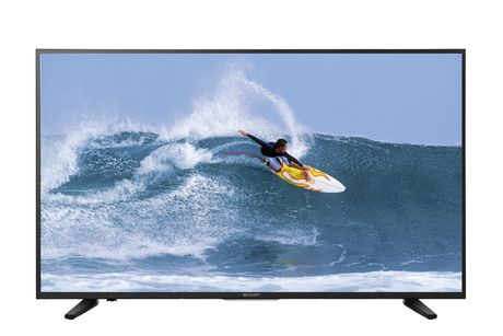 """Sharp 65"""" class N6000 (64.5"""" diag.) 4K UHD Smart TV with HDR- LC-65N6003U - image 1 of 2"""