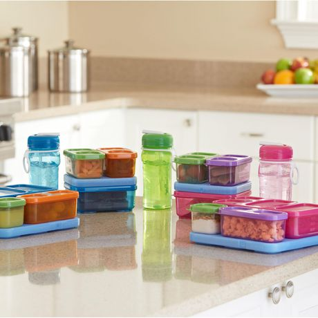 Rubbermaid Lunchblox Sandwich Kit with icepack, 1 kit - image 6 of 6