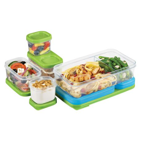 Rubbermaid Lunchblox Sandwich Kit with icepack, 1 kit - image 4 of 6