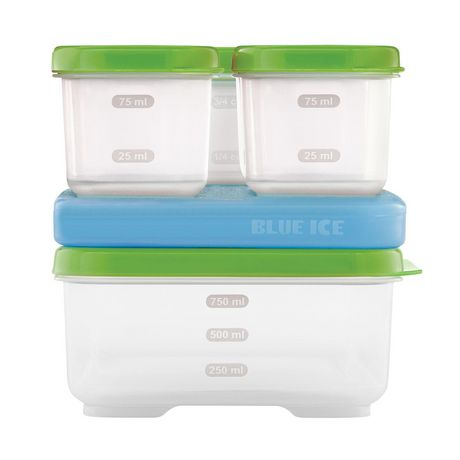 Rubbermaid Lunchblox Sandwich Kit with icepack, 1 kit - image 3 of 6