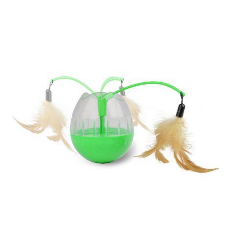 Pet Zone jouet interactif électronique Feather-Go-Round - image 2 de 2
