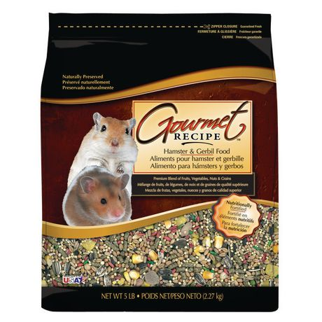Aliment pour hamster et gerbille Recette GourmetMC de Kaytee - image 1 de 1