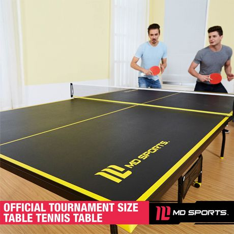 Medal Sports Official Size Table Tennis Table - image 3 of 9