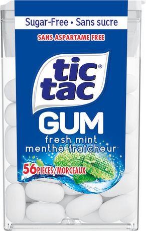 TIC TAC GUM FRESHMINT   Walmart Canada