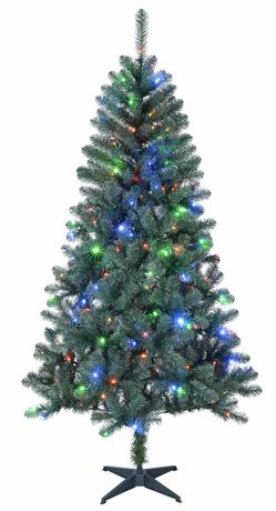 Holiday Time 6.5 ft Sonoma Pine Tree