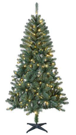 holiday time sonoma pine tree walmart canada
