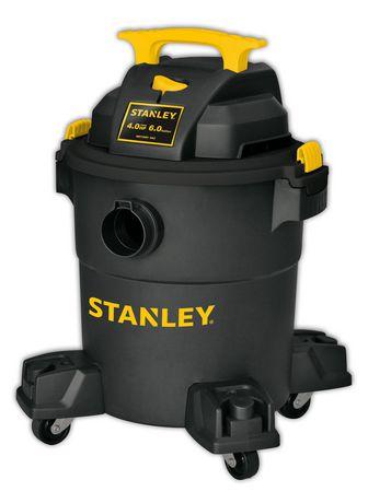 Stanley 6 Gallon Wet/Dry Vacuum  SL18116P