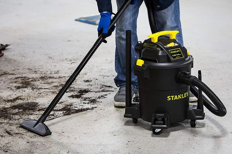 Stanley 6 Gallon Wet/Dry Vacuum - image 4 of 5