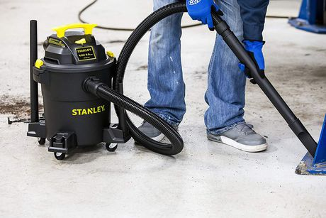Stanley 6 Gallon Wet/Dry Vacuum - image 5 of 5