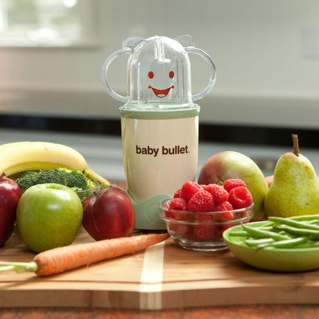 Baby Bullet 20pcs Food Making System - image 5 of 5