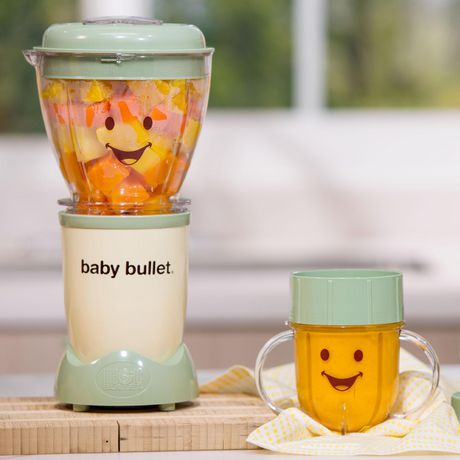 Baby Bullet 20pcs Food Making System - image 4 of 5