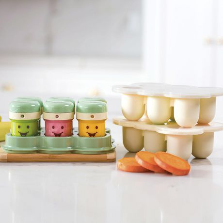 Baby Bullet 20pcs Food Making System - image 3 of 5