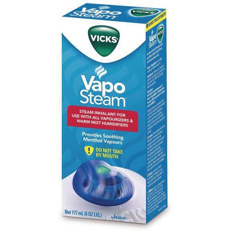 VapoSteam Inhalateur Vicks VS177CANEA - image 1 de 2