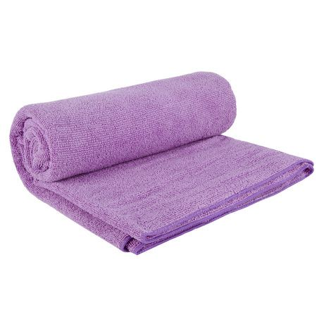 Everlast Yoga Mat Towel Purple Walmart Canada