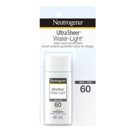 NEUTROGENA® Ultra Sheer® Water-Light® Daily Face Sunscreen Lotion - Spf 60 - image 1 of 1