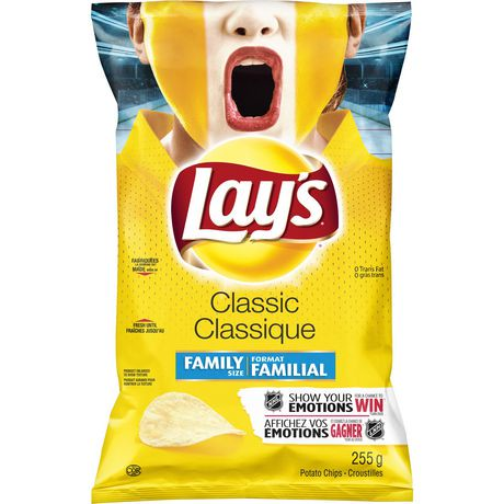 lays potato chips lay s classic potato chips walmart canada 28794
