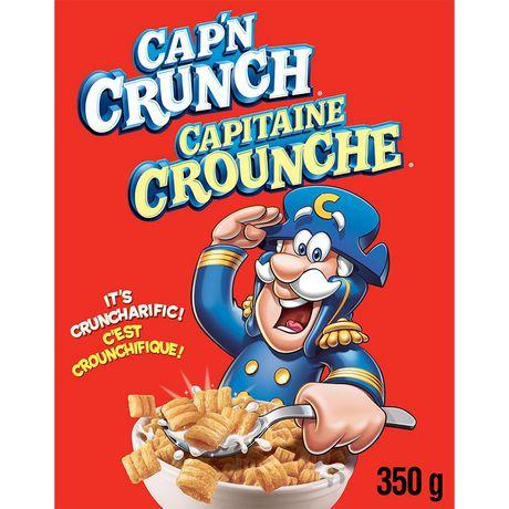 Cap'n Crunch Cereal - image 1 of 8