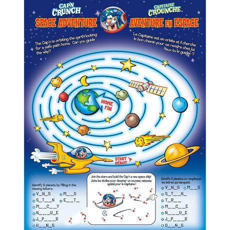 Cap'n Crunch Cereal - image 4 of 8