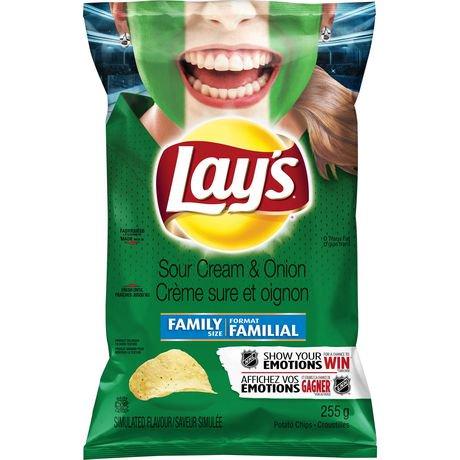 lay 39 s sour cream onion potato chips walmart canada. Black Bedroom Furniture Sets. Home Design Ideas