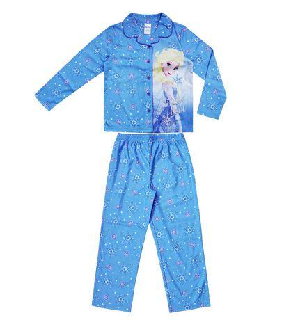 261ce1df8 Frozen two piece pyjama set for girls