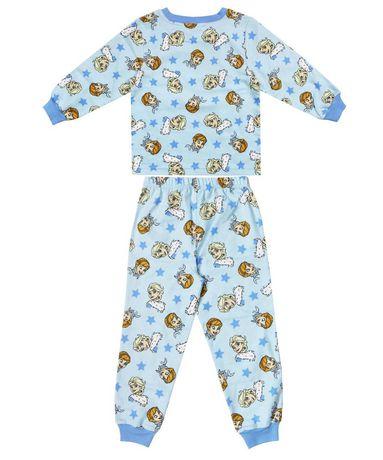 5da506b9f3b Frozen two piece pyjama set for girls - image 1 of 1 ...
