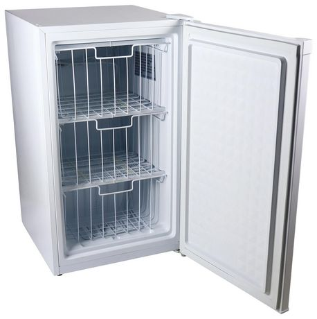 Koolatron KTUF88 3.1 Cubic Foot (88 Liters) Upright Freezer with Adjustable Thermostat - image 2 of 4